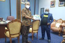 Bertemu Fraksi Demokrat di MPR, Natalius Pigai Sebut Otsus Papua Sudah Tak Relevan