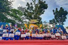 Jabar dan Banten Juara Umum Bersama Potradnas 2021