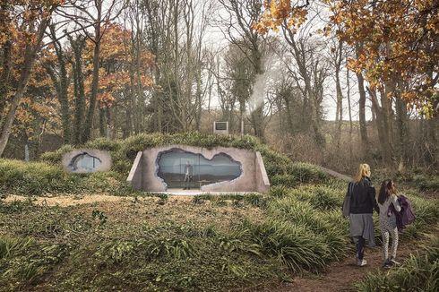 Bekas Bunker di Inggris Akan Disulap Jadi Rumah Sewa Liburan