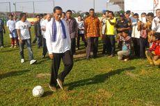 Lapangan Waduk Pluit Selesai, Jakpro Gelar Kompetisi Sepak Bola