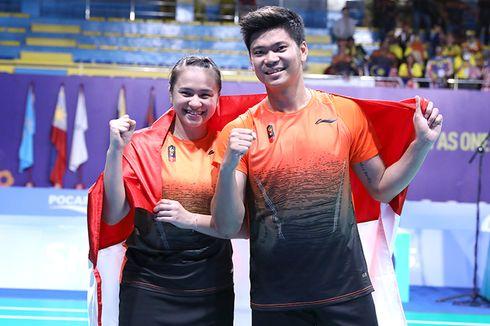 Rekap Final Badminton SEA Games 2019, Indonesia Raih 2 Keping Emas