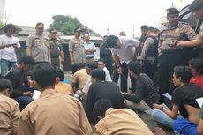 Polres Jakarta Barat Amankan 144 Pelajar Ketika Hendak Demo