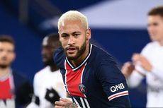 PSG Vs Istanbul, Neymar Isyaratkan Messi Pindah ke Paris?