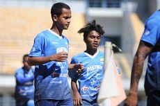 Cerita Pemain Muda Persib Menyambi Petugas Keamanan Saat Lebaran
