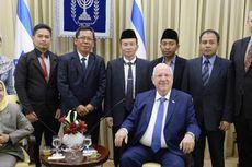 Publikasi Pertemuan Presiden Israel dengan Anggota MUI Dinilai Provokatif