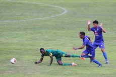 Persebaya Vs Arema FC, Bauman Kartu Merah, Bajul Ijo Unggul di Babak I
