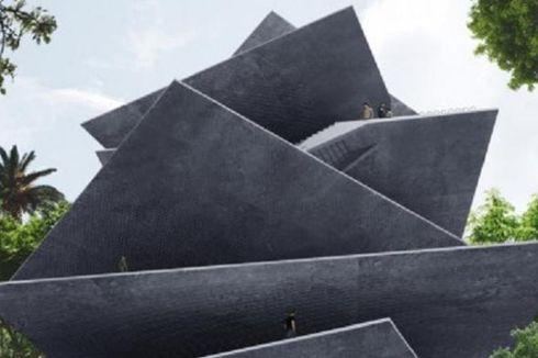 Struktur Bertumpuk, Memprovokasi Minat Seni dan Arsitektur