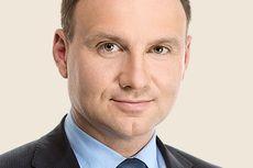 Presiden Polandia Andrzej Duda Positif Covid-19 Meski Merasa Baik-baik Saja