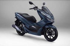2 Pilihan Warna Baru Honda PCX 150