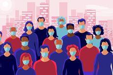 UPDATE Grafik Covid-19 19 Oktober di Depok: 1.413 Pasien Masih Dirawat dan Isolasi Mandiri