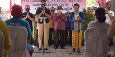 1.308 KPM di Kecamatan Dawan, Bali Terima Bansos Tunai