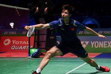 Kalah Telak dalam 15 Menit, Shi Yuqi Dituding Tak Serius Bermain pada China Open 2019