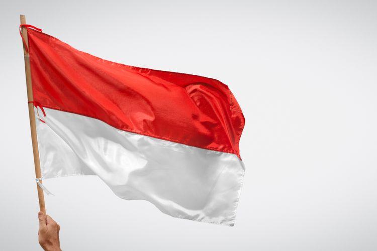 Ilustrasi 17 Agustus, merah putih, bendera merah putih