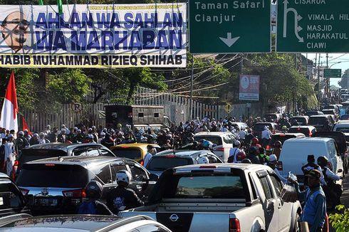 Polisi Panggil Kasatpol PP Kabupaten Bogor terkait Acara Rizieq Shihab di Megamendung