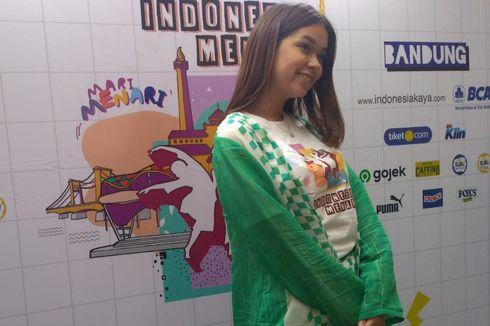Serunya Rebecca Klopper Belajar Tari Tradisional untuk Indonesia Menari