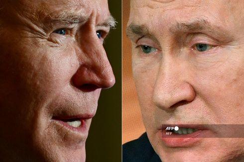 Konfrontasi Putin Lewat Telepon, Ini yang Dibahas Biden