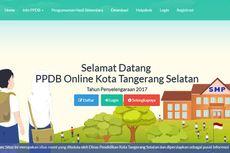 Proses PPDB di Tangsel Terkendala Data Kependudukan Tidak Valid