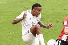 Profil Eder Militao, Bek Muda Penjaga Asa Juara Real Madrid