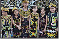 Ta'a dan Sapei Sapaq, Pakaian Adat Kalimantan Utara