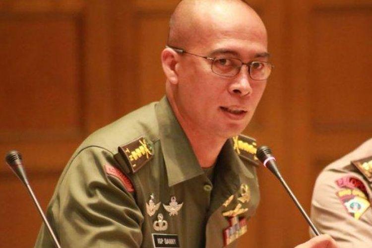 Brigjen TNI Gusti Putu Danny Nugraha, Kabinda Papua yang gugur ditembak KKB.