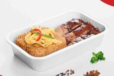 Kini Bisa Pesan Makanan di Lion Air