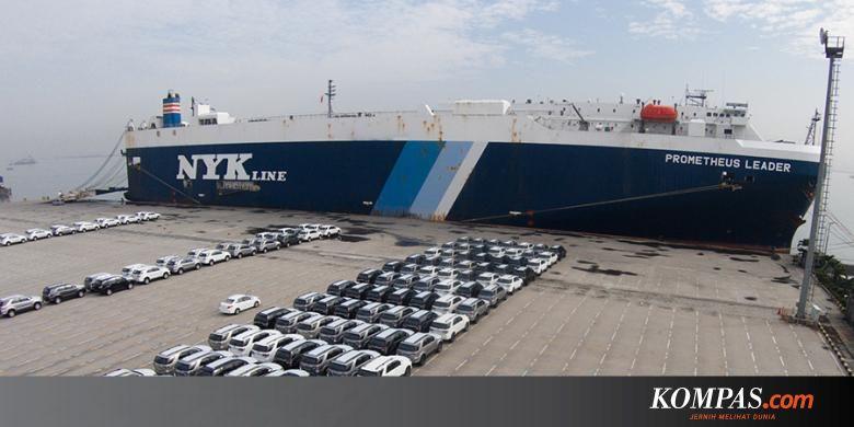 Berkat Perjanjian Perdagangan, Ekspor Otomotif Indonesia Meningkat