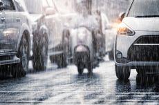 BMKG: Cuaca Jakarta dan Sekitarnya Diprakirakan Hujan Hari Ini
