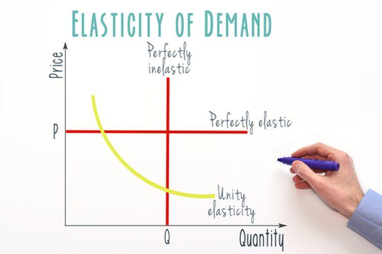 Konsep elastisitas permintaan