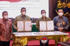 KPK-Kemenhan Gelar Diklat Bela Negara dan Wawasan Kebangsaan untuk Pegawai KPK
