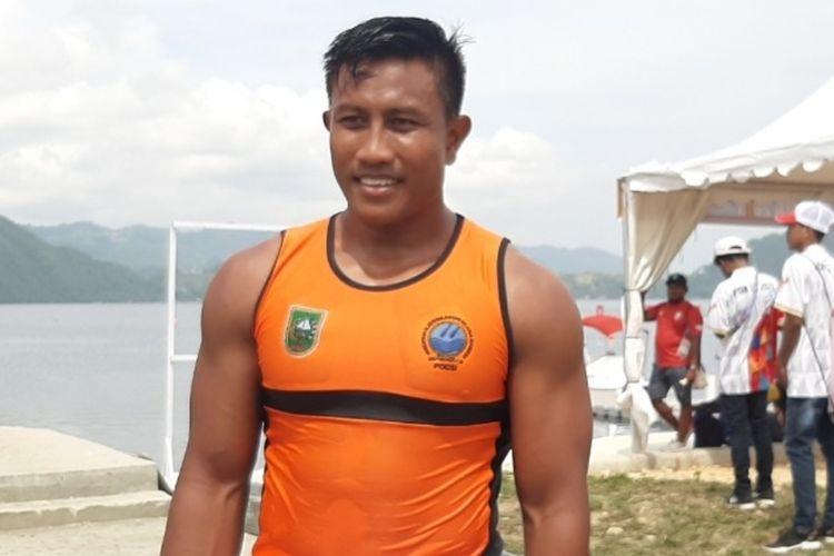 Atlet Dayung Kayak Riau, Maizir Riyondra