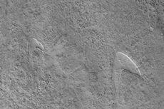 NASA Temukan Logo Starfleet dari Film Serial Star Trek di Mars