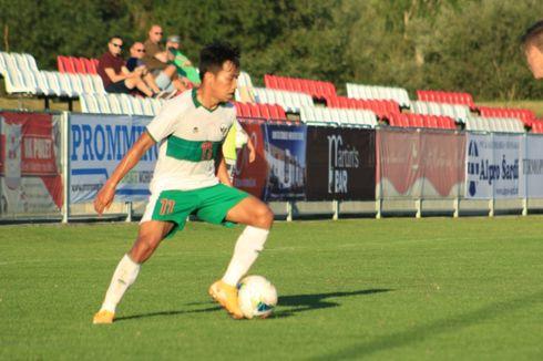 Kabar Gembira, Witan Sulaeman Masih Bisa Main di Laga Timnas U19 Indonesia Vs Bosnia