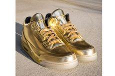 Air Jordan 3 Emas Ini Akan Membuatmu Kecewa, Kenapa?