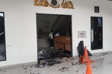 Gedung DPRD Kota Jambi Diserang Anak STM, 18 Pelajar Diamankan