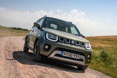 Suzuki Ignis Facelift Meluncur di Inggris, Sudah Pakai Mesin Hybrid