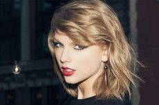 Sedang Jatuh Cinta, Taylor Swift Disebut Akan Kembali Rekaman