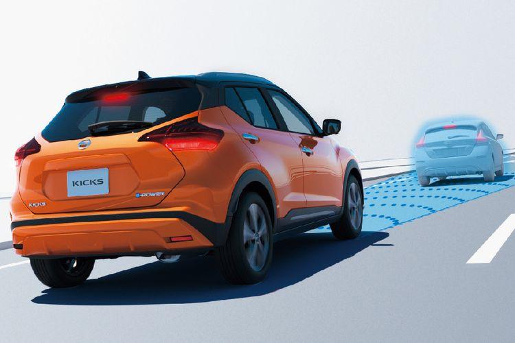 Fitur Nissan Kicks e-Power