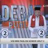 Debat Pilkada Depok, Imam Budi Sendirian Hadapi Pradi-Afifah