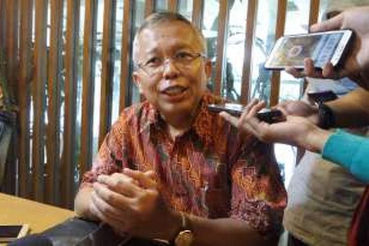 Sekretaris Jenderal PPP Arsul Sani di Kompleks Parlemen, Senayan, Jakarta, Jumat (5/8/2016)