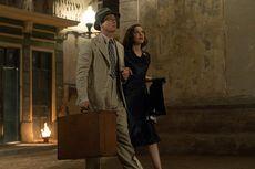 Sinopsis Allied, Misi Berbahaya Brad Pitt dan Marion Cotillard