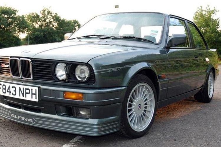 BMW E30 Alpina, lebih langka ketimbang E30 M3.