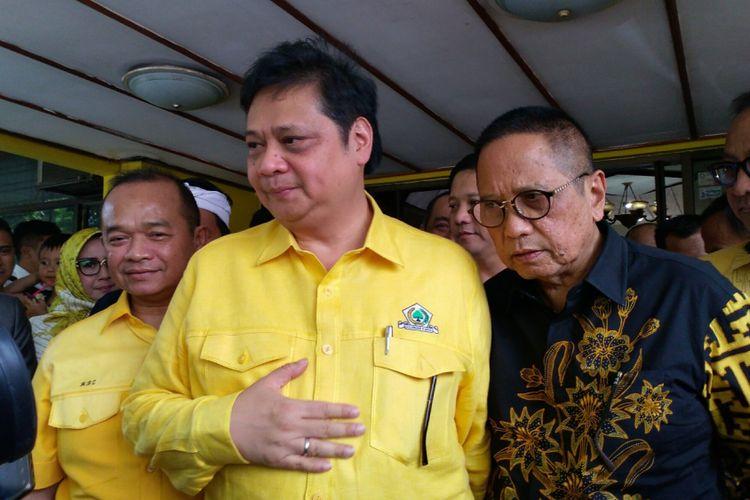 Ketua Umum Partai Golkar, Airlangga Hartarto.