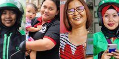 Hari Perempuan Internasional, Grab Berbagi Kisah Inspiratif dari Single Mother