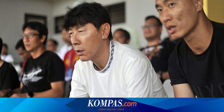 Tiga Nama Ditinggal Shin Tae-yong Masuk Skuad TC Timnas U-19 Indonesia