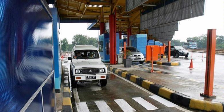 Gerbang tol Cimanggis Utama