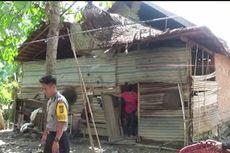 20 Rumah Warga di Polewali Mandar Porak-poranda Diterjang Angin