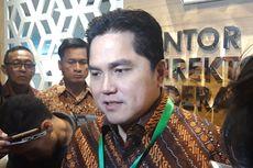 Erick Thohir Ungkap Beratnya Jadi Dirut di Garuda Dibanding BUMN Lain