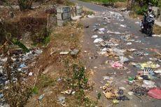 Protes, Warga Ramai-ramai Buang Sampah di Jalan