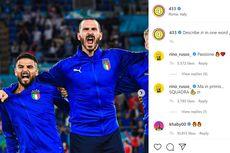Kenapa Pemain Italia Suka Teriak Saat Nyanyi Lagu Kebangsaan? Ini Sejarahnya...