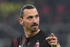 Pelatih AC Milan Sebut Zlatan Ibrahimovic Seperti Makanan dari Surga